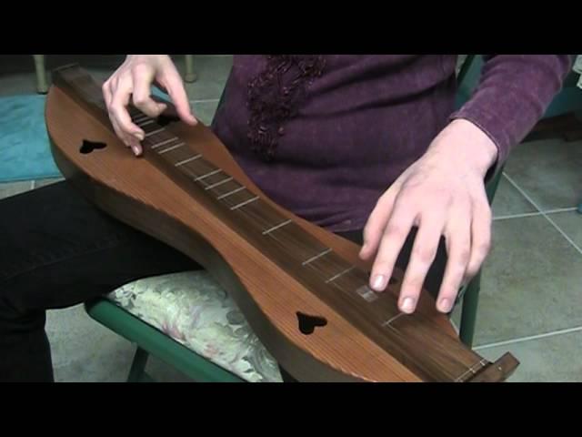Jessica Comeau- Colcannon (Traditional Irish, Arr. for Mountain Dulcimer)