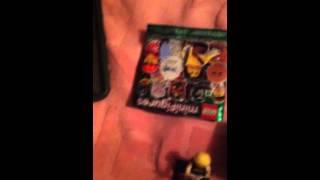Обзор на лего минифигурки серия 11 hd