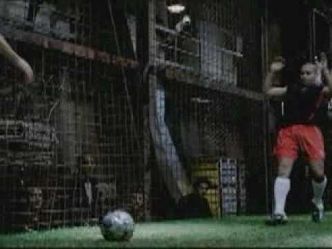 Nike Soccer Commercial The Cage Tournament The Full Version - YouTube