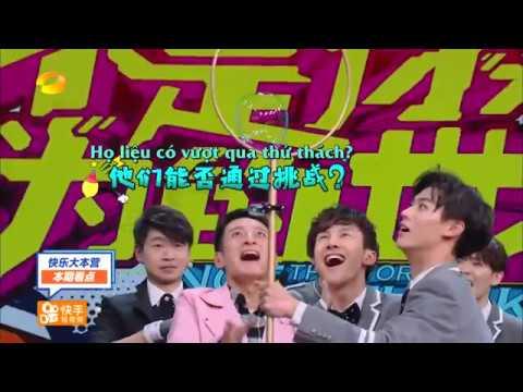 [VIETSUB] 180203 HAPPY CAMP @ IDOL PRODUCER {Trương Nghệ Hưng, Thực tập sinh Idol Producer}