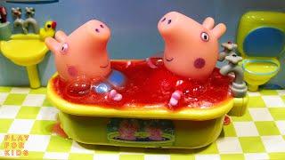 История маленьких свинок и необычного сюрприза