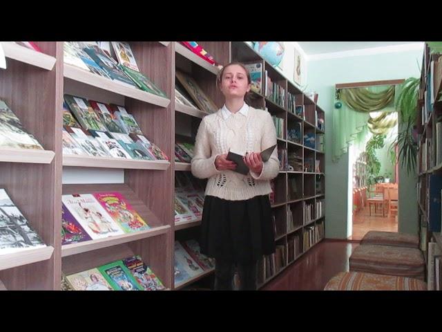 Изображение предпросмотра прочтения – АнжелаСамофалова читает произведение «Весна» Н.А.Некрасова