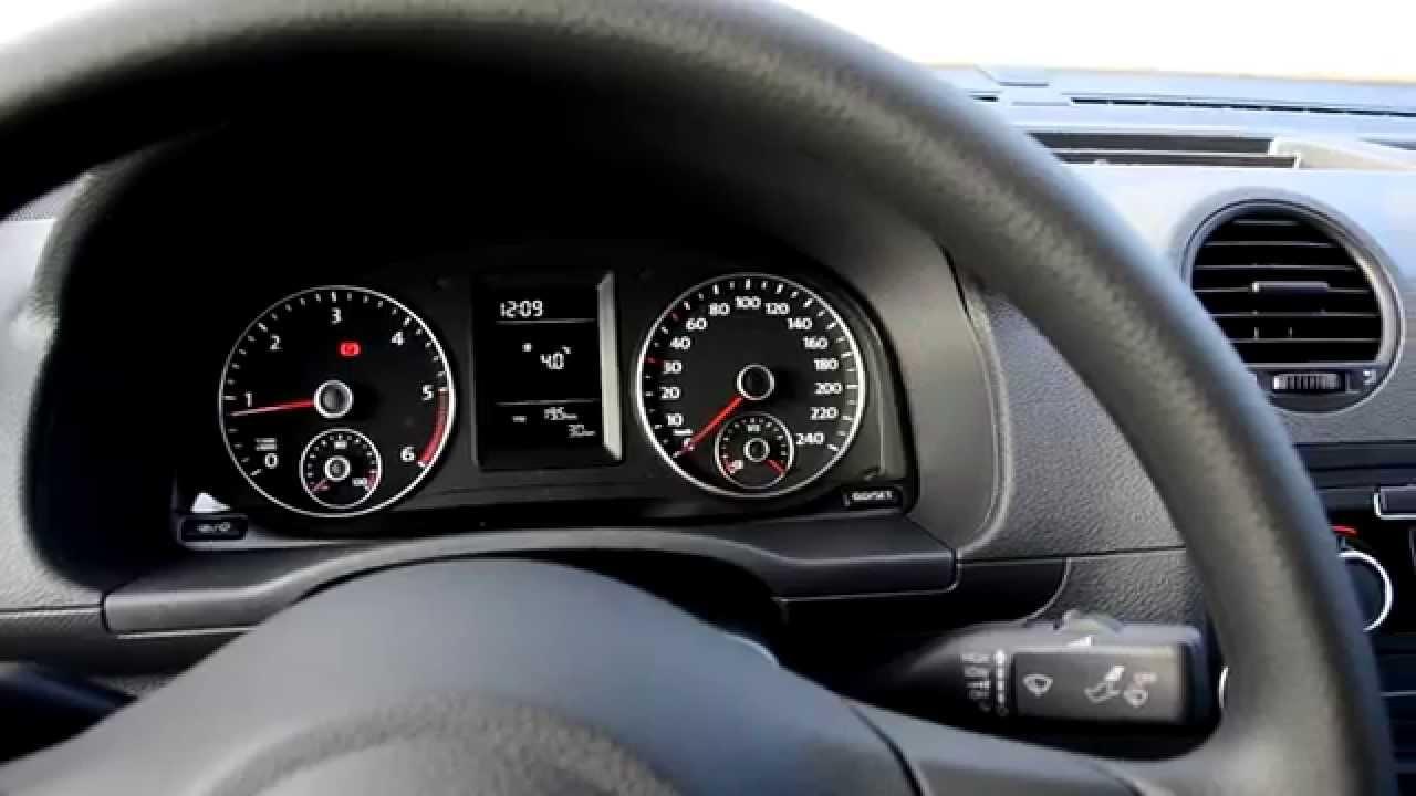 Volkswagen Caddy Maxi 1.6TDI 2015 - Interior & Dasboard HD - YouTube