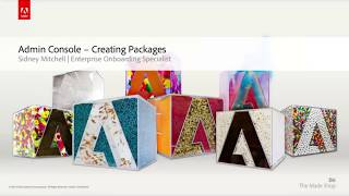 Creating Packages using the Adobe Admin Console - Adobe for Enterprise