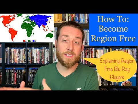 How To: Get Set Up For Playing All Regions / Region Free Blu Ray & DVD Players Part 1