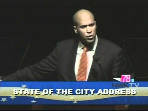 Mayor Cory A. Booker - 2011 State of the City Address