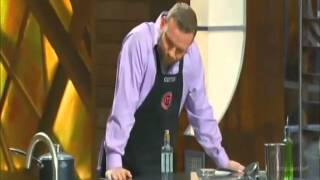 masterchef season 5 episode 13 us 2014 cutter s poached egg dissapointment