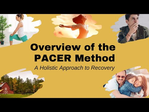 Overview of the PACER Integrative Mind Body Treatment for Anxiety, Depression & Addiction Recovery