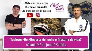 MATES VIRTUALES con MARCELO FERNANDEZ