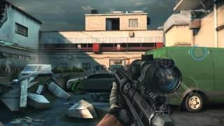MODERN COMBAT 5 BLACKOUT COMO DESBLOQUEAR LAS ARMAS RÁPIDO EN UNA MISION Gameplay HD