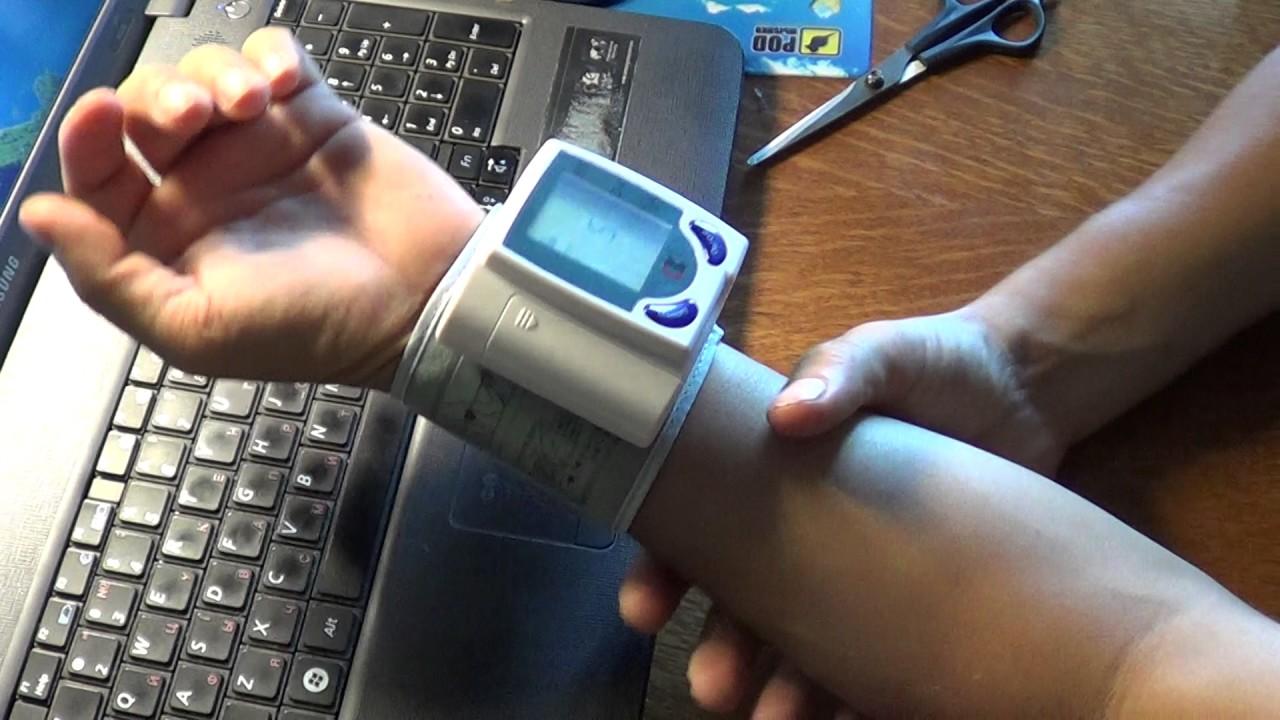 Измеритель артериального давления своими руками