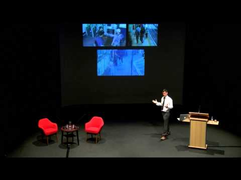 Professor Pete Fussey: 'Surveillance, Security and the City'