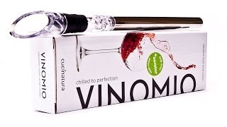 Wine Serving Temperature - Vinomio Wine Chiller
