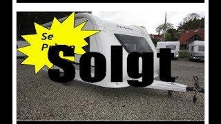 Hobby 350 TB De Luxe - 2011 - Campingvogn