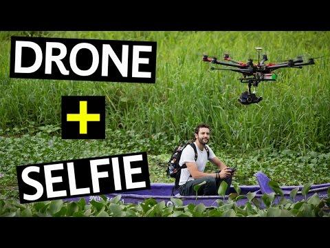 Selfie + Drone = Dronie --- Epic Dronies in Veracruz Mexico