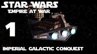 Star Wars: Empire at War : Imperial Galactic Conquest 1