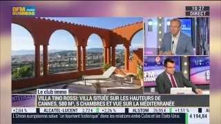 L'état du marché de l'immobilier de luxe.  Olivier Marin actualités immobilier 18 décembre 2014