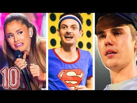 I 10 Cantanti Più ODIATI Da Tutti!