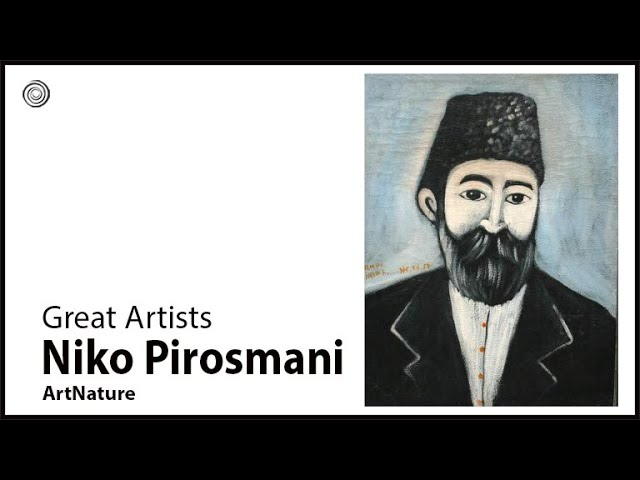 Niko Pirosman | GreatArtists | ArtNature