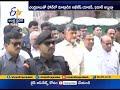 Devegowda Invites Chandrababu | for Election Campaign @ Karnataka