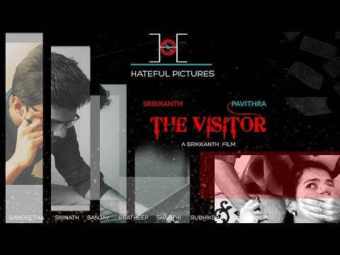 THE VISITOR - A Suspenseful Crime Thriller (5- Minute Short Film) | Mystery|Crime|WATCH TILL THE END