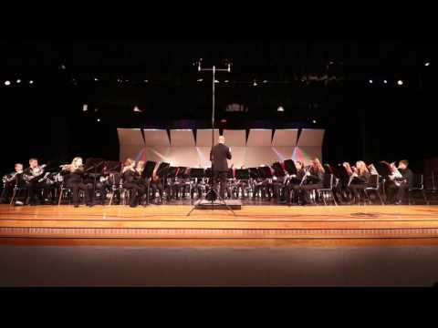CMS Honors Band Mid West Send Off Concert: In Tantum Lux (song 2)
