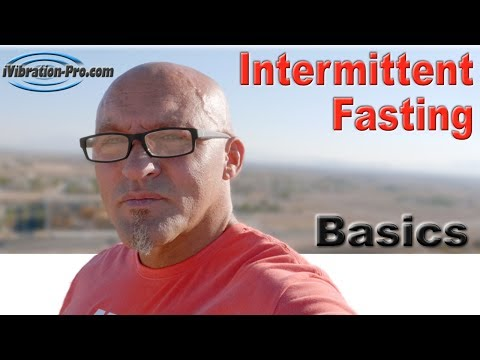 INTERMITTENT FASTING - Small Change - Massive Results!