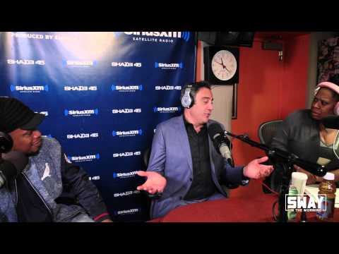 """""""I Got a Little Penis"""" the Hilarious Brad Garrett Tells Us + 9 years With No Sex & Bill Cosby"""