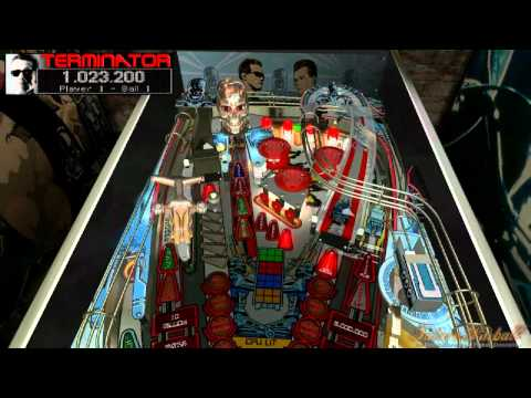 Top Ten Recreated Future Pinball Tables