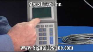 TDR Time Domain Reflectometer Part 6 - TDR Instrument Set-Ups
