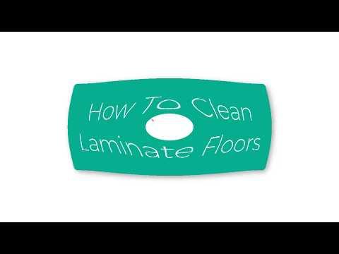 How To Clean Laminate Floors - Shine Laminate Floors