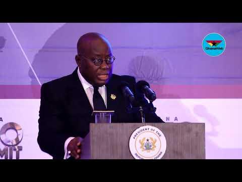 President Akufo-Addo's full speech at Ghana CEO Summit - Part 2
