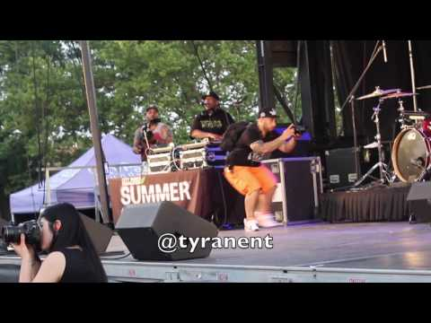 DJ Premier And Inspectah Deck- Above The Clouds (Brooklyn, Summer Stage Live 2017)