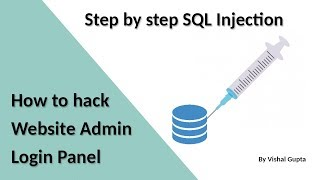How to hack Website Admin Login Panel And Prevent them