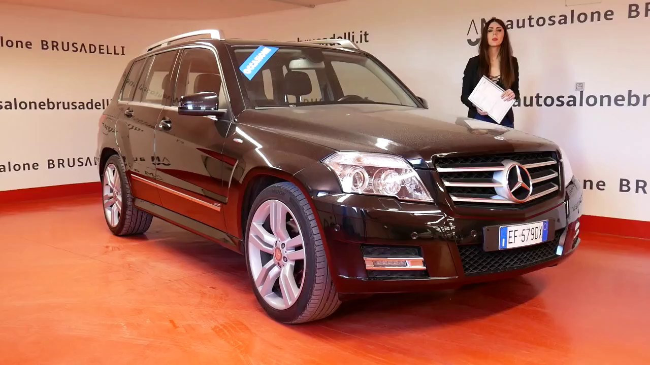 mercedes benz glk 220 cdi 4matic blueefficiency - youtube