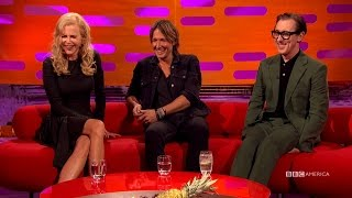 Keith Urban and Alan Cumming's Youthful Fashion Regrets - The Graham Norton Show