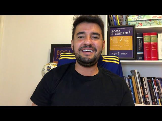 Boca Juniors es el bicampeón del fútbol argentino. El equipo de Russo es un Justo campeón