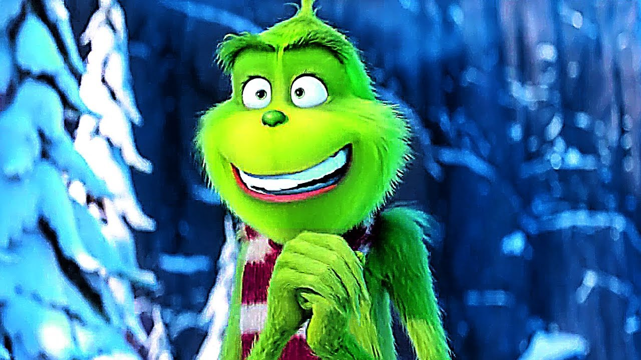 This is a photo of Astounding Images of the Grinch