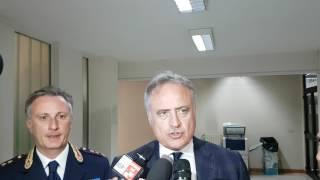 Questore Maurizio Masciopinto