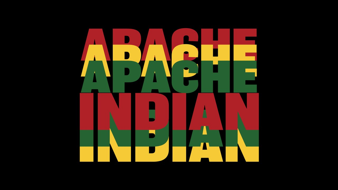 Apache indian nuff vibes (indian version) (cassette) | discogs.