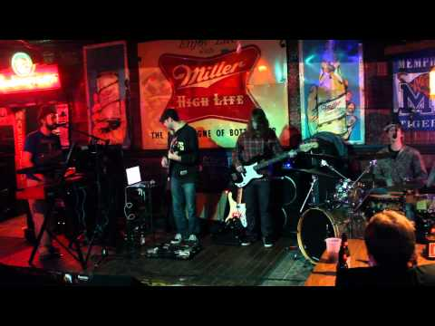 Gravity A-Funky Town Live @ Newbys -Memphis, TN 1.25.13 mp3