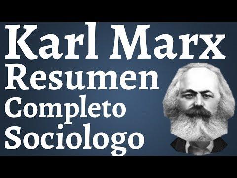 La Sociologia de Karl Marx