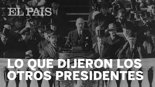 BIDEN | 90 años de historia en 14 discursos de presidentes de EEUU