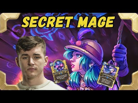 Firebat is going up in ladder with a Secret mage (The Frozen Throne)
