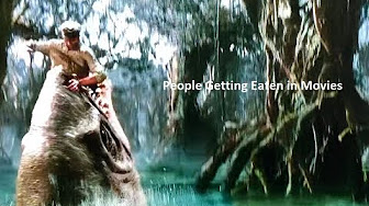Monster Eating People Youtube