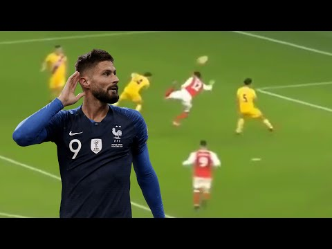 Olivier Giroud - Top 10 Goals Ever