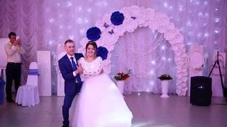 Оригинальный первый свадебный танец молодых 2017