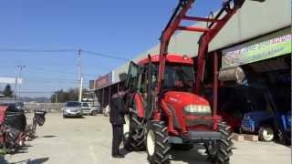Korean used Farm Machinery -- Autowini.com / Daedong Tractor D701 (Chungju-002)