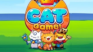 Cat Game: The Cat Collector Android Gameplay (Beta Test)
