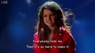 Another Cinderella Story - Tell Me Something I Don't Know (Lyrics) 720HD